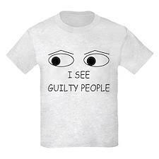 ccguiltypeople1 T-Shirt