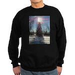 Christmas Star Sweatshirt (dark)