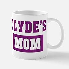 Clydes Mom Mug