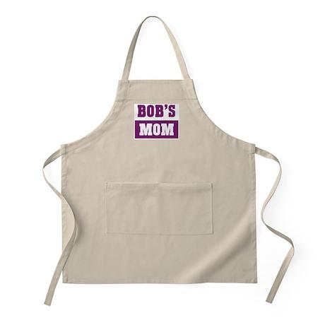 Bobs Mom BBQ Apron