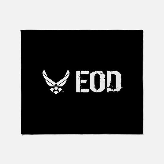 USAF: EOD Throw Blanket