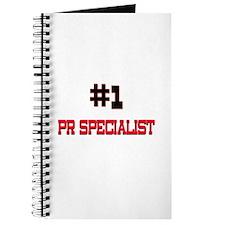 Number 1 PR SPECIALIST Journal