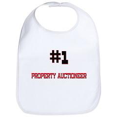 Number 1 PROPERTY AUCTIONEER Bib