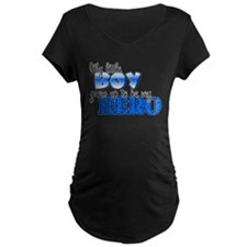 My little boy grew up to be m T-Shirt