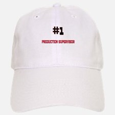 Number 1 PRODUCTION SUPERVISOR Baseball Baseball Cap