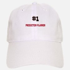 Number 1 PRODUCTION PLANNER Baseball Baseball Cap