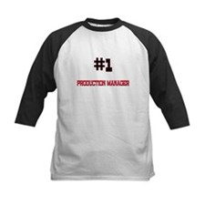 Number 1 PRODUCTION MANAGER Tee