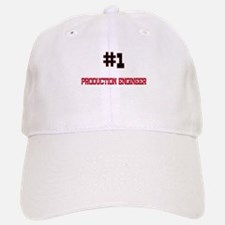 Number 1 PRODUCTION ENGINEER Baseball Baseball Cap