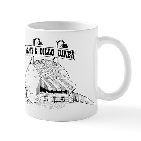 Army's Dillo Diner Mug