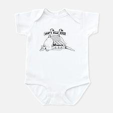 Army's Dillo Diner Infant Bodysuit