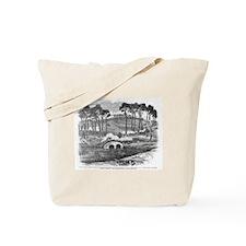 Battle of Antietam Military Gift Tote Bag