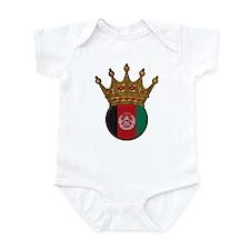 King Of Afghanistan Infant Bodysuit