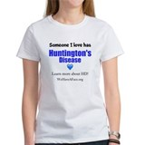 Huntingtons disease Women's T-Shirt
