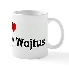 I Love My Hubby Wojtus Mug