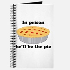 He'll be the pie Journal
