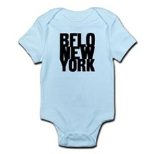BFLO NEW YORK Infant Bodysuit