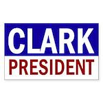 Clark: President (2008 bumper sticker)