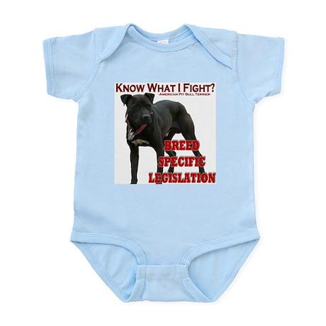 """""""I Fight BSL"""" Infant Creeper"""