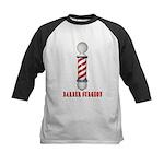 Barber Surgeon Kids Baseball Jersey