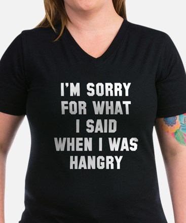 I'm Sorry For What I Said T-Shirt