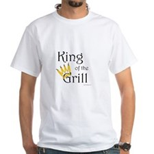 King of the Grill (pepper crown) Shirt