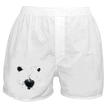Dog Face Boxer Shorts