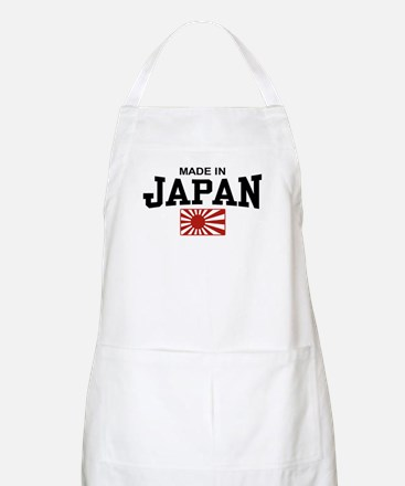 Made in Japan BBQ Apron
