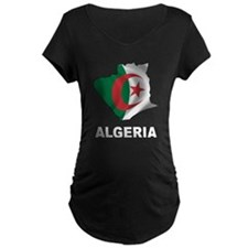 Map Of Algeria T-Shirt