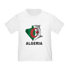 Map Of Algeria T