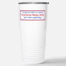 Totalitarian Nanny State Travel Mug