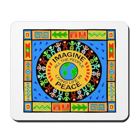 World Peace Mousepad