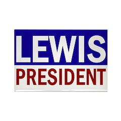 John Lewis for President (100 pack of magnets)