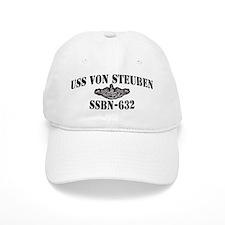 USS VON STEUBEN Cap