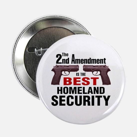 "Guns & Homeland Security 2.25"" Button"