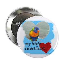 "my little tweetheart 2.25"" Button"