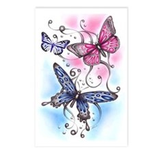 Butterfly Dreams Postcards (Package of 8)