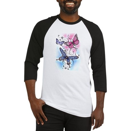 Butterfly Dreams Baseball Jersey