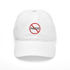 No Photos Cap