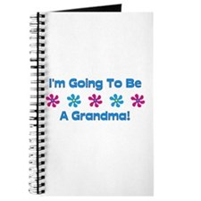 To Be A Grandma Journal