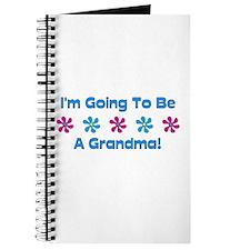 To Be A Grandma Journal