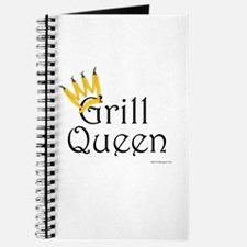 Grill Queen (yellow pepper crown) Recipe Notepad
