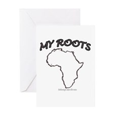 Cute South africa Greeting Card