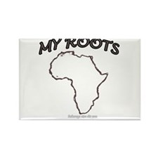 Cute South africa Rectangle Magnet