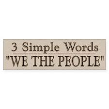 3 Simple Words