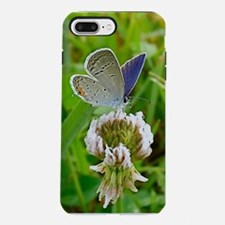 Blue Butterfly Itouch2, I iPhone 7 Plus Tough Case