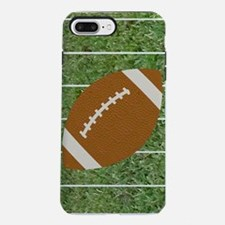 Football Itouch2 Itouch4  iPhone 7 Plus Tough Case