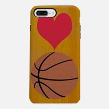Love Basketball Itouch2 I iPhone 7 Plus Tough Case