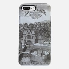 Enston waterworks, 18th c iPhone 7 Plus Tough Case