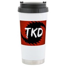 TKD Hurricane Travel Coffee Mug