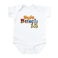 Kyle Busch Infant Bodysuit